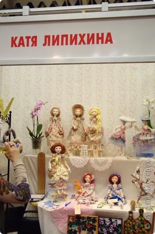 Хочу поделиться с вами очень замечательным и радостным событием в моей жизни: я участвовала в выставке MoskowFair2012. Гуляла по Москве и была неприлично счастливая!!! фото 14