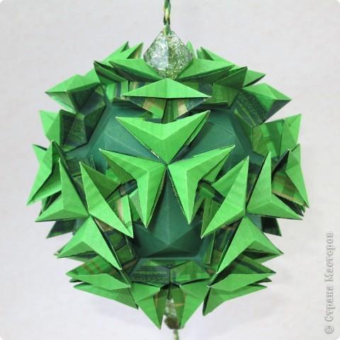 С Днем Победы!  Уже почти год, как я занимаюсь оригами, своеобразная кусудамотерапия, тоже победа. В общем, с праздником.  фото 7