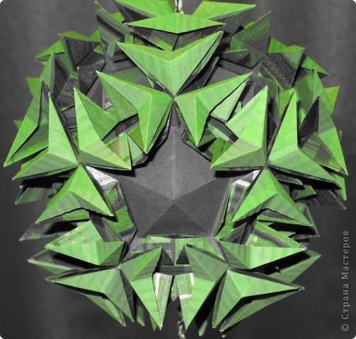 С Днем Победы!  Уже почти год, как я занимаюсь оригами, своеобразная кусудамотерапия, тоже победа. В общем, с праздником.  фото 8