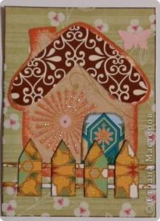 """№18 - """"Ловцы снов"""". Сделаны по аналогии с рыбками из соленого теста, но только из картона. фото 23"""