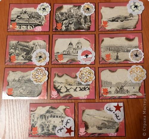 """№18 - """"Ловцы снов"""". Сделаны по аналогии с рыбками из соленого теста, но только из картона. фото 26"""