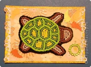 """№18 - """"Ловцы снов"""". Сделаны по аналогии с рыбками из соленого теста, но только из картона. фото 29"""