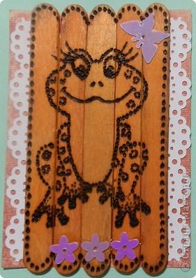 """№18 - """"Ловцы снов"""". Сделаны по аналогии с рыбками из соленого теста, но только из картона. фото 37"""