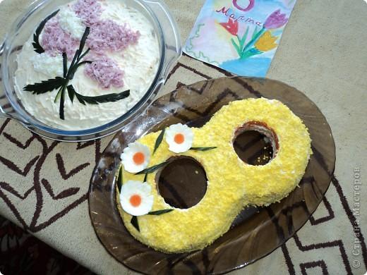 салат в честь Пасхи фото 5
