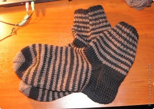 носочки для мужа