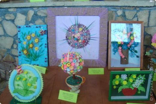 Здравствуйте ВСЕ!!!В нашем детском саду проходила выставка цветов.Хочу показать несколько работ,может,кто-то посмотрит. фото 4