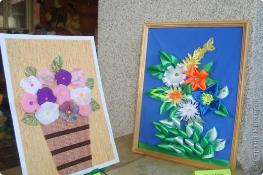 Здравствуйте ВСЕ!!!В нашем детском саду проходила выставка цветов.Хочу показать несколько работ,может,кто-то посмотрит. фото 8