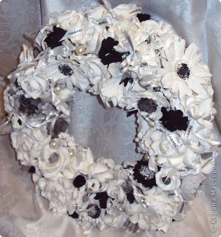 Традиции черно-белого цвета, или в стиле Коко Шанель... фото 7