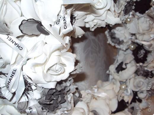 Традиции черно-белого цвета, или в стиле Коко Шанель... фото 8
