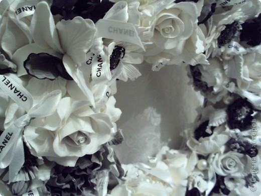 Традиции черно-белого цвета, или в стиле Коко Шанель... фото 5