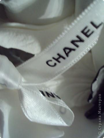Традиции черно-белого цвета, или в стиле Коко Шанель... фото 2