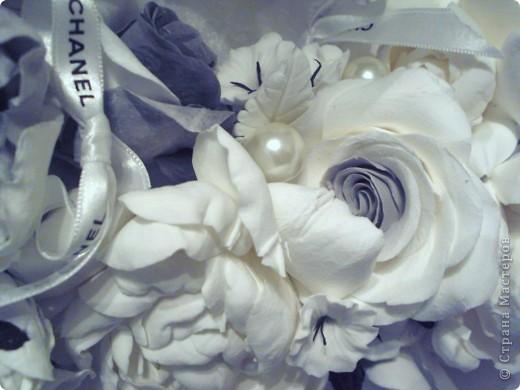 Традиции черно-белого цвета, или в стиле Коко Шанель... фото 3