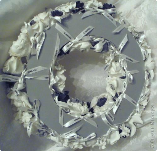 Традиции черно-белого цвета, или в стиле Коко Шанель... фото 6