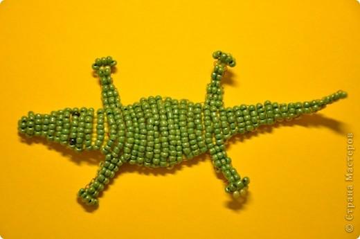 Большой крокодил фото 1