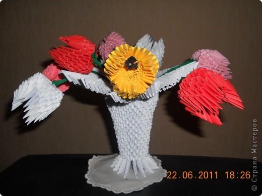 ваза с цветами фото 1