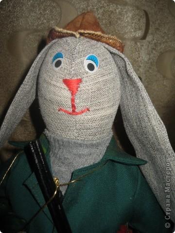 Заяц охотник. фото 7