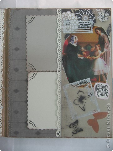 """обложка альбома """"Семья"""". делала для подруги на день рождения. фото 30"""