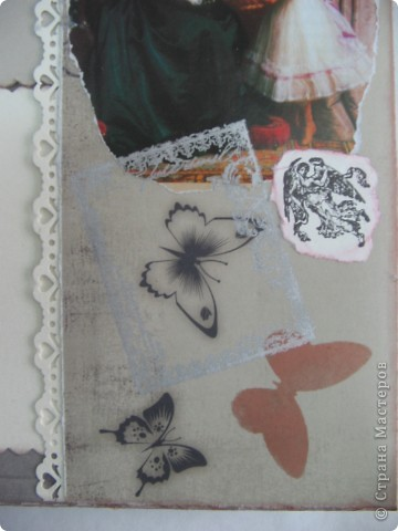 """обложка альбома """"Семья"""". делала для подруги на день рождения. фото 32"""