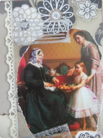 """обложка альбома """"Семья"""". делала для подруги на день рождения. фото 31"""