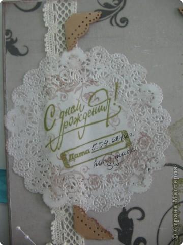 """обложка альбома """"Семья"""". делала для подруги на день рождения. фото 7"""