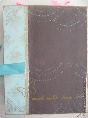 """обложка альбома """"Семья"""". делала для подруги на день рождения. фото 33"""