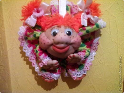 Моя красавица сделана в подарок подруге!И сегодня уже на своем новом ПМЖ в г.Сургуте!Пусть принесет УДАЧУ хорошему человеку! фото 1