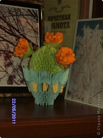 Мое модульное оригами))) фото 2
