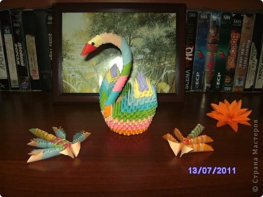 Мое модульное оригами))) фото 1