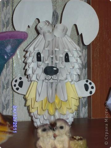 Мое модульное оригами))) фото 6