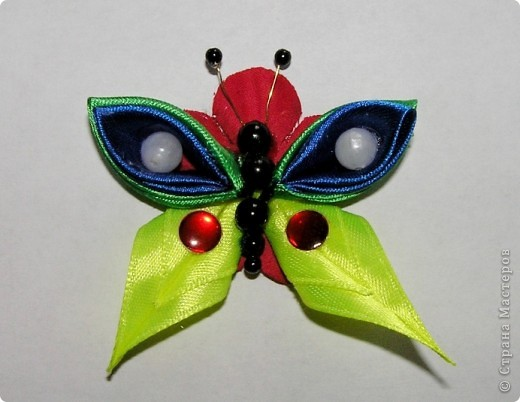 Бабочка-магнитик