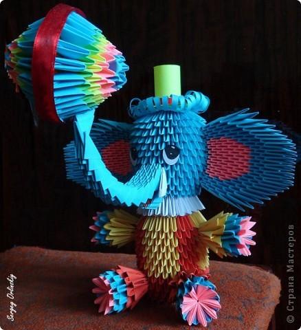 Слоник - циркач фото 2
