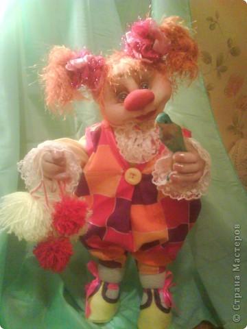 клоунесса  Алиса фото 1