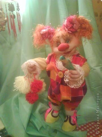клоунесса  Алиса фото 2