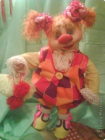 клоунесса  Алиса фото 3