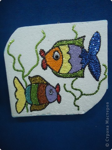 Рыбки весело плескались... фото 1