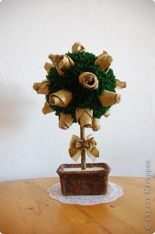 Отдельное спасибо Marina_flora за прекрасный МК http://stranamasterov.ru/node/173296?c=favorite , которым я и воспользовалась при создании этих роз!!! фото 3