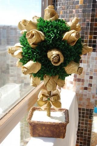 Отдельное спасибо Marina_flora за прекрасный МК http://stranamasterov.ru/node/173296?c=favorite , которым я и воспользовалась при создании этих роз!!! фото 1