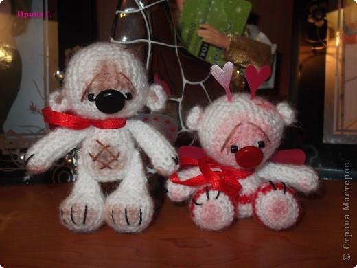 Мишки-грустики (по описанию Саманты Лютеротти). фото 4