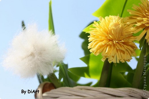 Одуваны из Thai clay фото 3