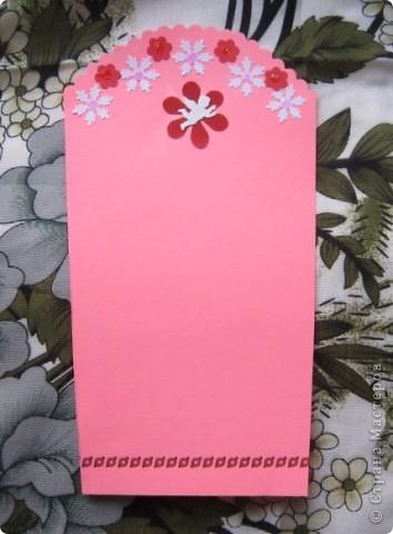 Использовала бумагу для акварели, цветной картон, кружева, пайетки, ленту. фото 10