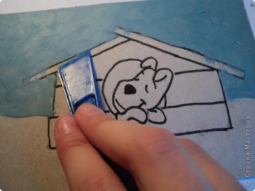 Это моя первая запись в блоге. Ниже я постараюсь сделать  понятный мастер класс. фото 6