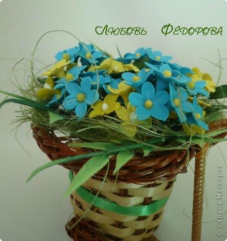 Всем привет!!!! Хочу показать вам велосипед с полевыми цветами. Цветочки неопределенной породы)))  фото 3