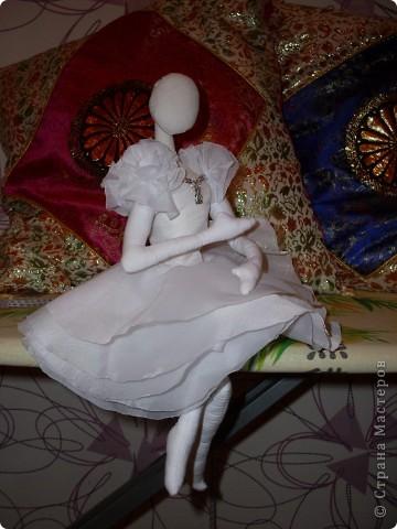 Мои куклы. Тряпиенс. фото 2