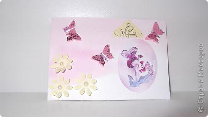 Вот такие панно сделала подругам на 8 марта.Спасибо Ольге73 за идею рамок из бумажных трубочек и  использование потолочной плитки для декупажа. фото 5
