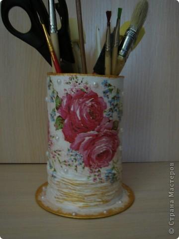 ваза для сухих цветов вид спереди фото 3