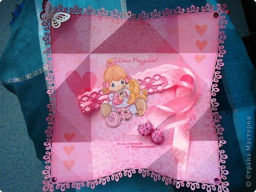 Такие открытки детской серии дочка сделала под моим руководством для проекта по технологии. Мк по изготовлению здесь http://stranamasterov.ru/node/341577 фото 4