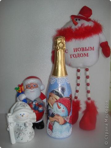 Новогодние работы-подарки близким.  фото 2