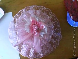 Вот что у меня получилось:) Немного свадебная(тонкий намек сестре) фото 2
