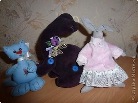 игрушки-мягкушки фото 1