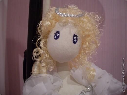 Мои куклы. Тряпиенс. фото 7